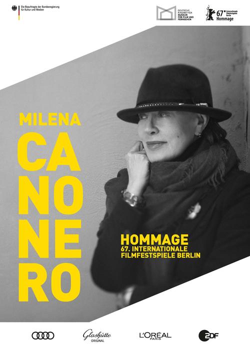 Poster Homage 2017 Milena Canonero