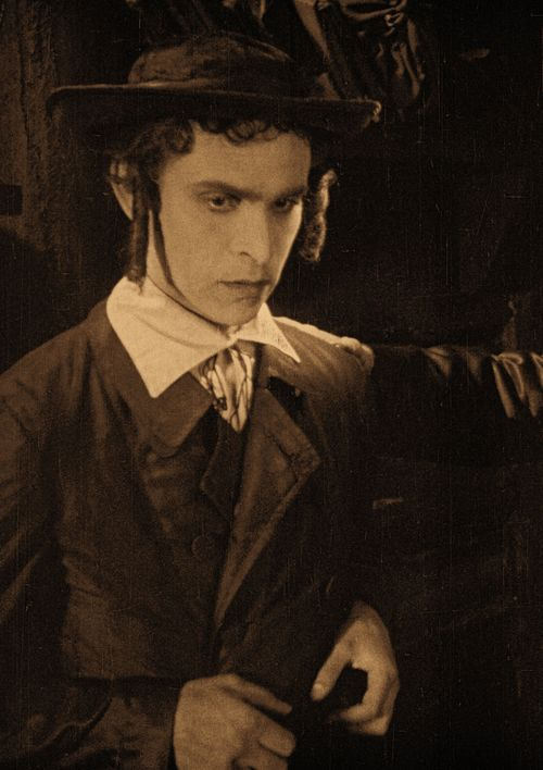 Szenenfoto aus dem Film Das alte Gesetz, Deutschland 1923, Regie: Ewald André Dupont