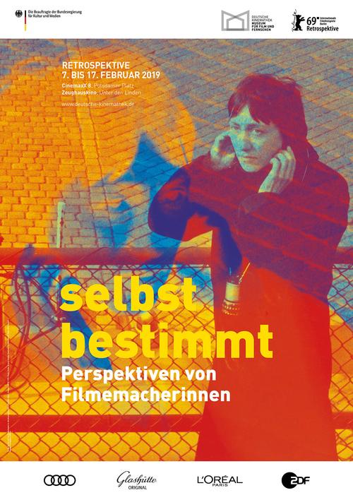 Plakat zur Berlinale Retrospektive 2019