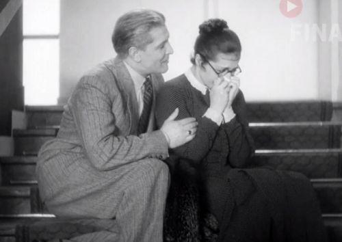 Filmstill Dwie Joasie (Pl 1935)