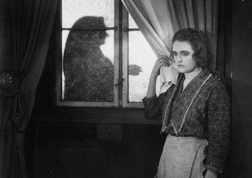 Filmstill aus dem Film Sylvester (D 1924, Lupo Pick)