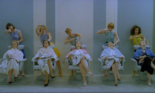 Still from the film Golden Eighties