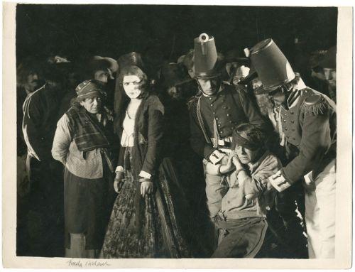 Still from the film Lola Montez
