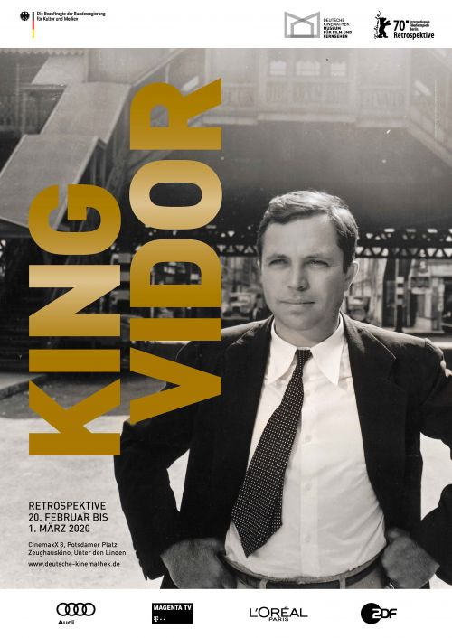 poster Berlinale Retrospective 2020: King Vidor