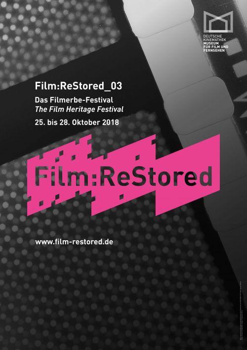 Film Restored Poster 2018