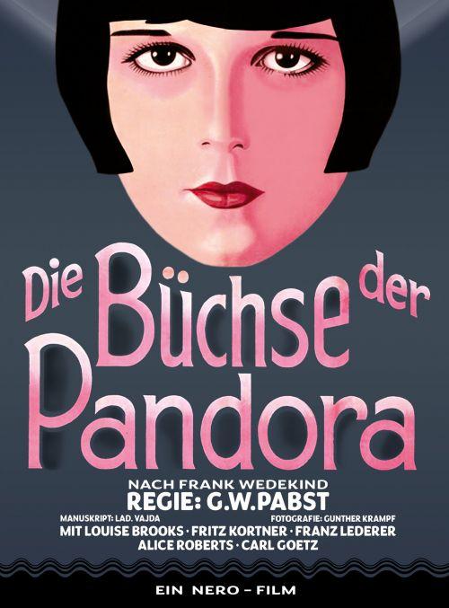 Cover: farbige Grafik eines Frauengesichts, die eindringlich Richtung Betrachter*in blickt, mit markantem schwarzen Bubikopf