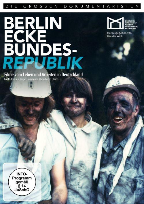 Cover der DVD Berlin - Ecke Bundesrepublik