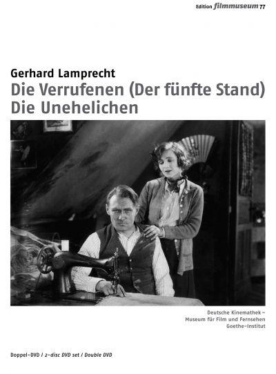 """Cover der DVD """"Die Verrufenen (Der fünfte Stand) & Die Unehelichen"""""""