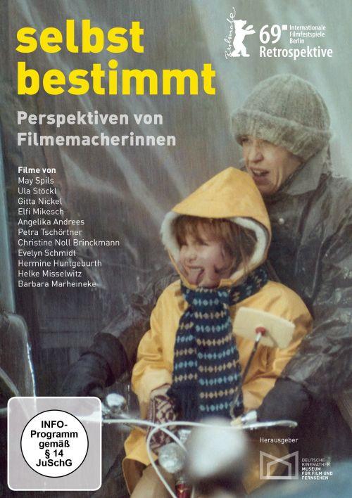 DVD cover: Selbstbestimmt – Perspektiven von Filmemacherinnen