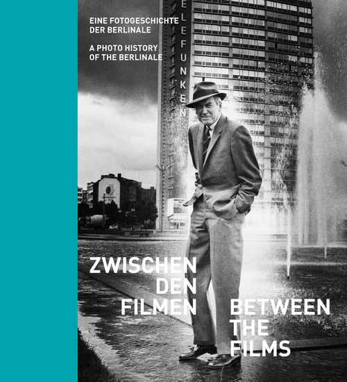 "Cover of the exhibition catalogue ""Zwischen den Filmen"""
