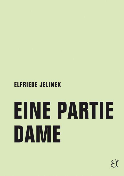 """Cover des Drehbuchs """"Eine Partie Dame"""""""