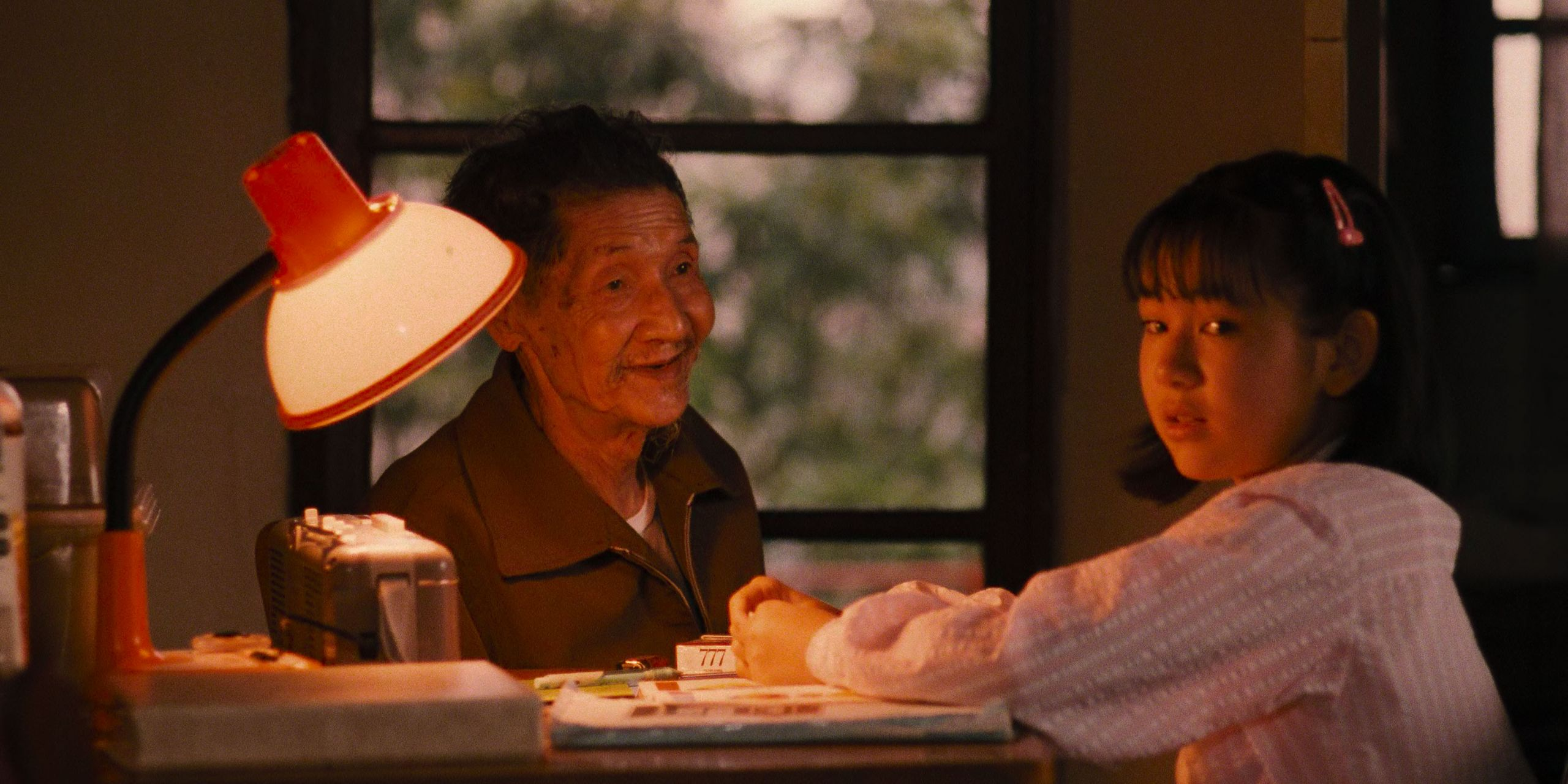 Stil from Daughter of the Nile, Taiwan 1987, directed by Hou Hsiao-hsien