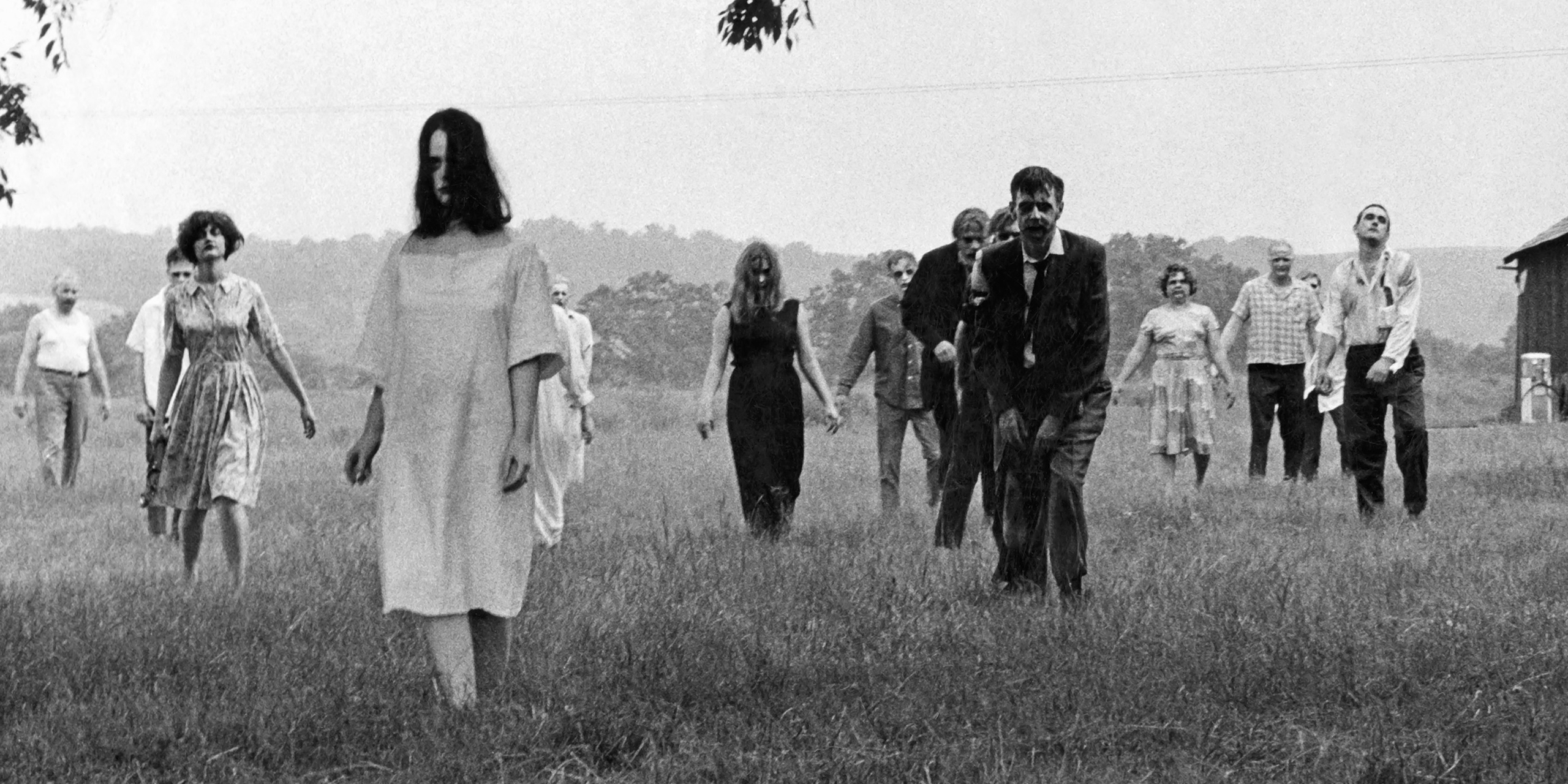 Still from Night of the Living Dead, USA 1968, directed by George A. Romero
