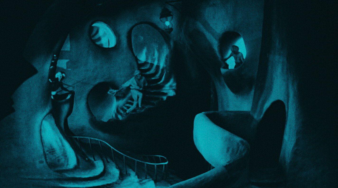 Szenenfoto aus Das Wachsfigurenkabinett (Deutschland 1924, Regie: Paul Leni)