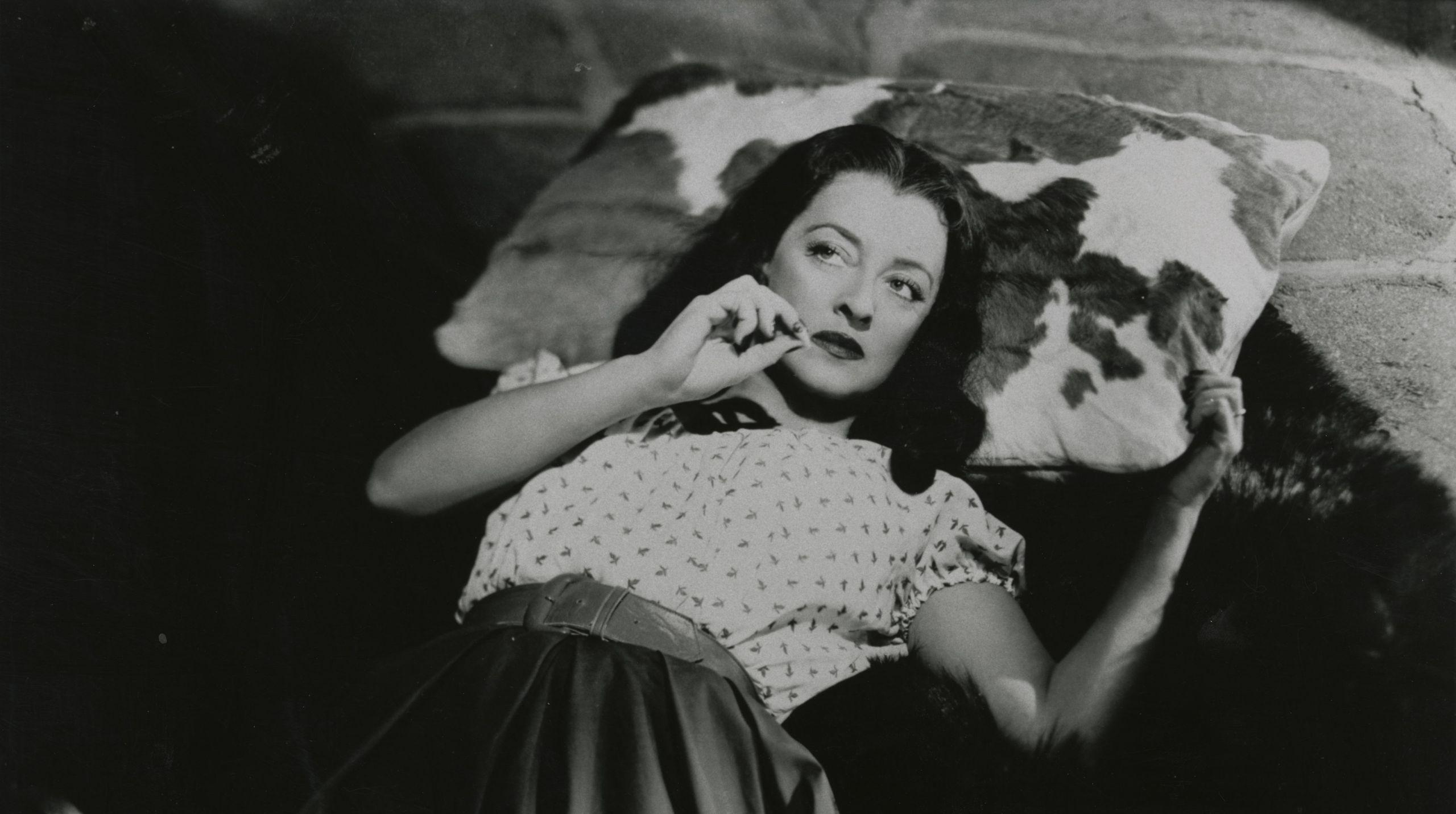 Bette Davies in Beyond the Forest (USA 1949, Regie: King Vidor)