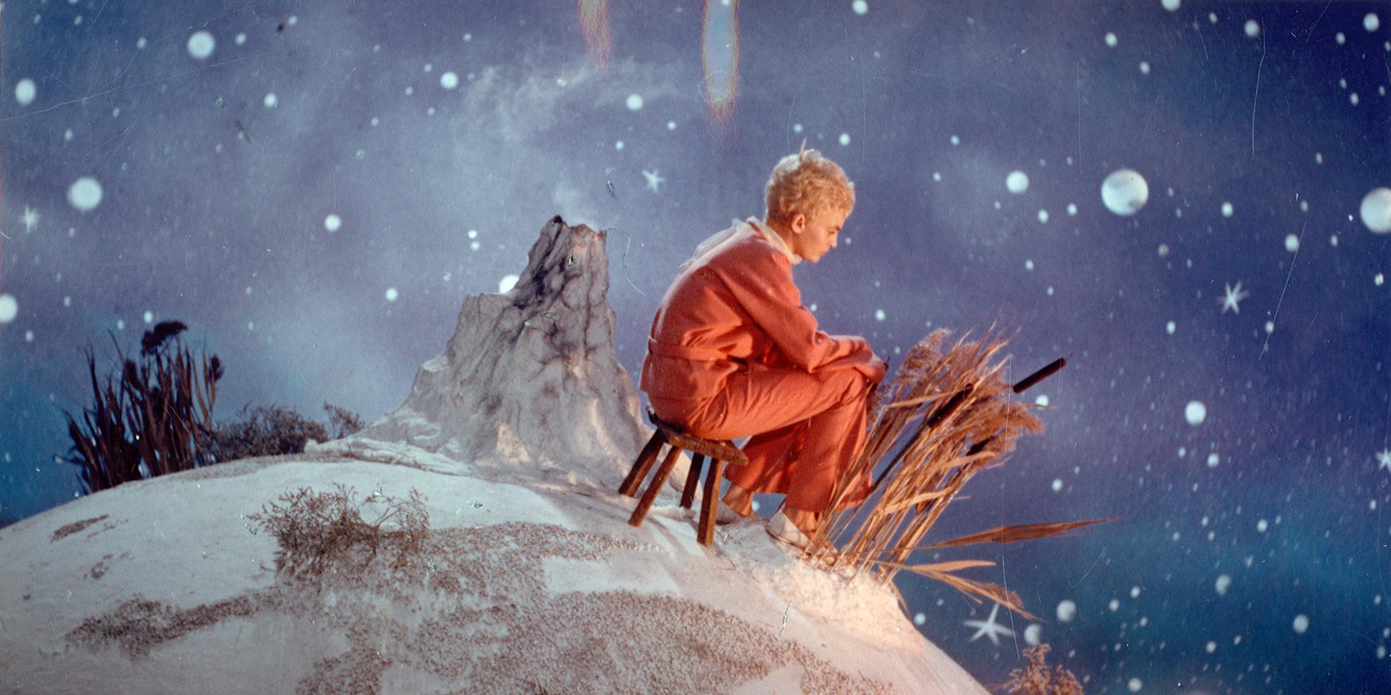 Szene aus dem Film Der Kleine Prinz von Konrad Wolf